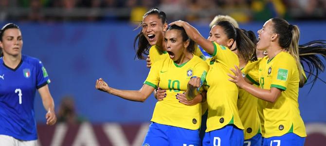 Los penales eliminan a las brasileñas y meten a Estados Unidos en semis de Tokio-2020