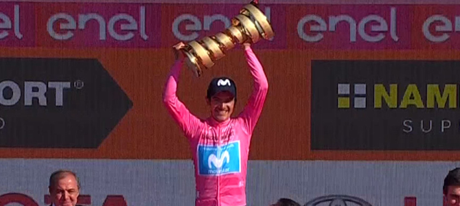 Carapaz gana la quinta etapa y pasa a liderar la Vuelta a Suiza