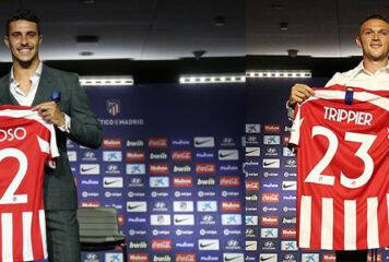 La FIFA confirma la sanción a Trippier, el Atlético recurrirá al TAS