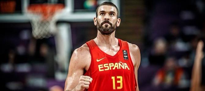 El pívot español Marc Gasol jugará en Los Angeles Lakers