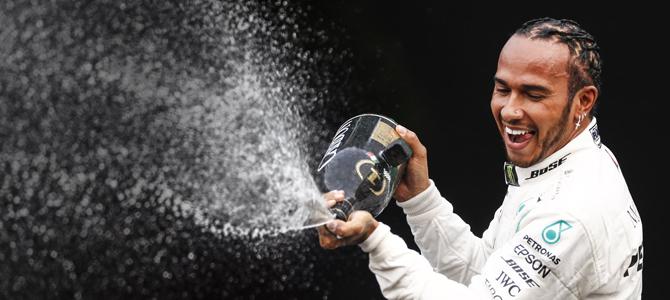 Hamilton y Mercedes brillan desde los ensayos libres de Austria