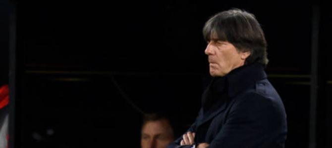 La suerte del seleccionador Joachim Löw se decidirá el 4 de diciembre