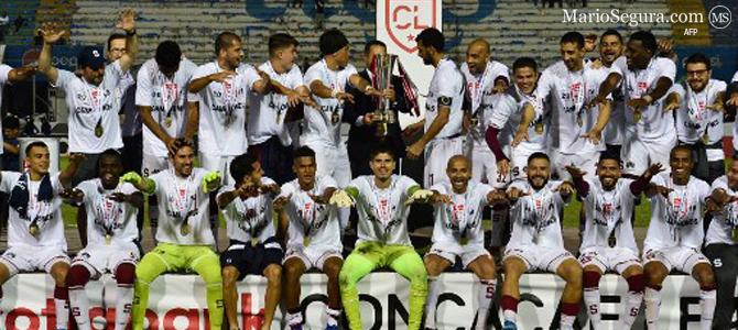 Liga Concacaf: hay fechas de repechaje pero no de las finales