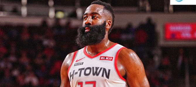 NBA: Harden recibe multa de USD 50.000 por asistir a una fiesta