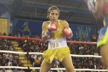 Yokasta Valle defenderá su título en Costa Rica el 11 de diciembre