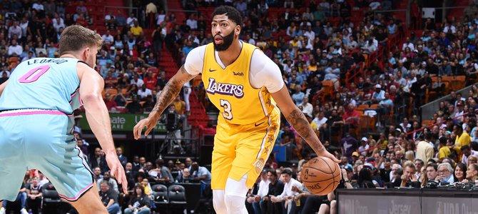 Lakers abrirán la temporada de la NBA contra los Clippers