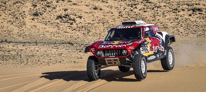 Peterhansel consolida liderato en autos tras ser segundo en etapa del Dakar
