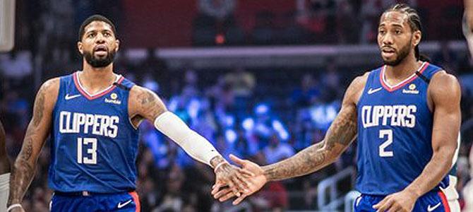 Arrancan partidos de preparación de la NBA con victoria de Clippers