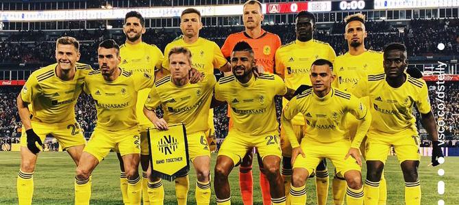 Nashville con golazo de Randall Leal golea 3-0 al Inter Miami y logra boleto a los playoffs de la MLS