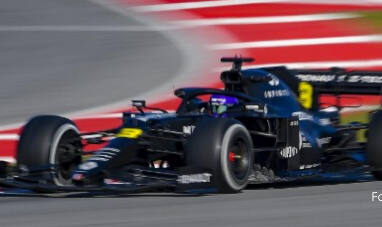 El francés Esteban Ocon entra en el Olimpo de la F1