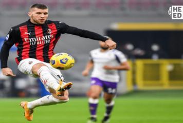 El Milan gana 2-0 a la Fiorentina y se escapa como líder