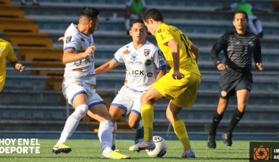 Golfito vence en casa 2-0 a Cariari en semifinal de Liga Ascenso