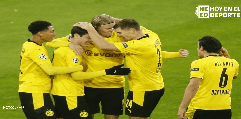 Dortmund, barrera del City de Guardiola para por fin pasar de cuartos de Champions