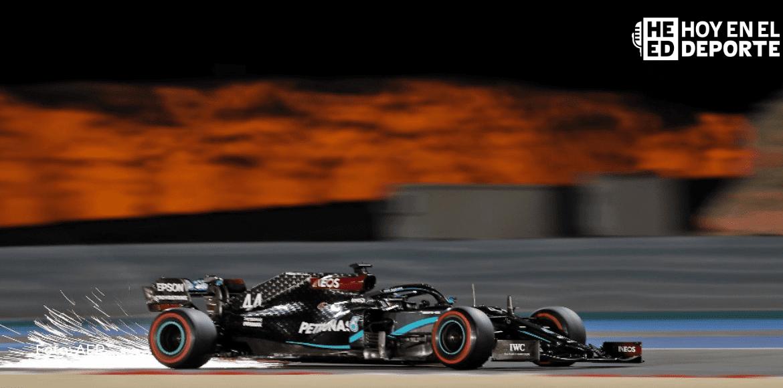 Los ensayos de pretemporada de F1 programados en Baréin del 12 al 14 de marzo