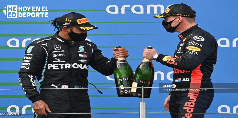 Primera 'pole' del año para Verstappen y en el último GP, en Abu Dabi