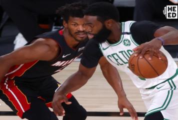 """Lorwy se alza con """"triple-doble"""" y el Heat sorprende a Utah en la NBA"""