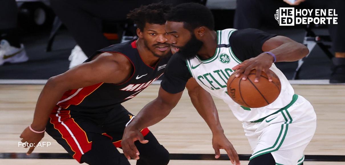 La NBA comienza pruebas de coronavirus diarias antes de la campaña 2020-2021
