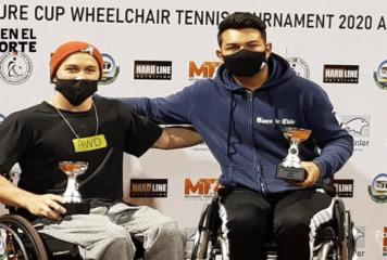 """""""Mi primer torneo del 2020 y salí campeón"""""""
