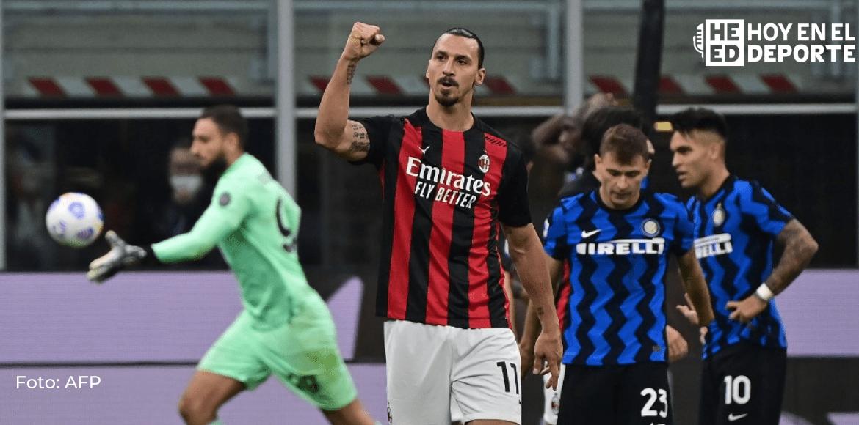 Un doblete de 'Ibra' ante el Nápoles certifica el liderato del Milan
