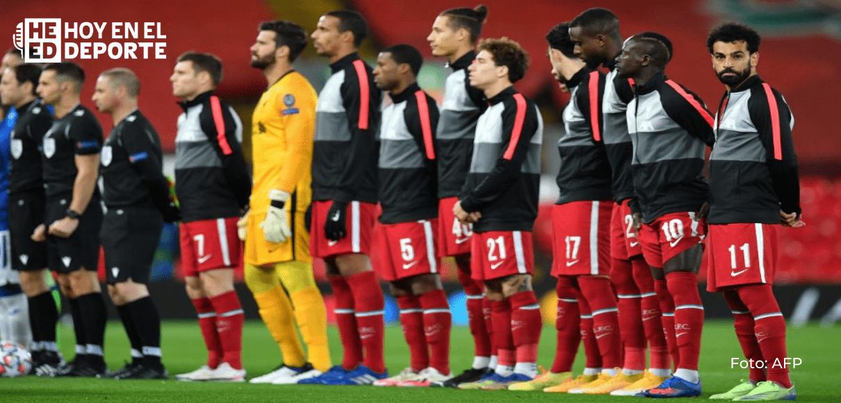 El Liverpool viaja a Brighton en busca de liderato en solitario de la liga inglesa
