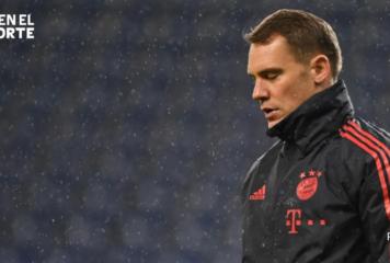 Neuer, un arquero diferente que sigue haciendo historia
