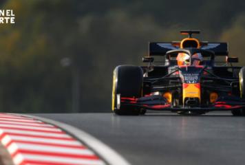 Verstappen logra la pole en casa en GP de Países Bajos de F1