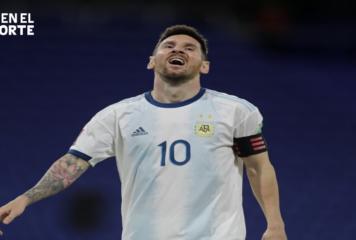 La Argentina de Messi se debate entre el ser o no ser, esa es la cuestión