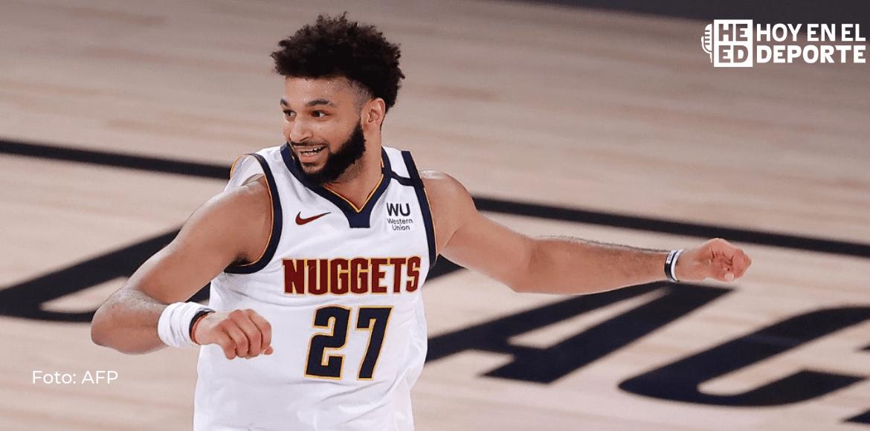 El trío estelar de los Nuggets supera a unos abatidos Sixers
