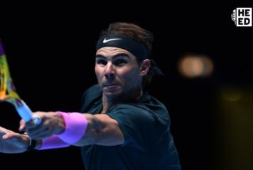 Rafael Nadal cumple 800 semanas en el Top-10 del tenis mundial