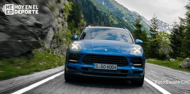 Disfrutamos del Porsche Macan, el más joven de la familia