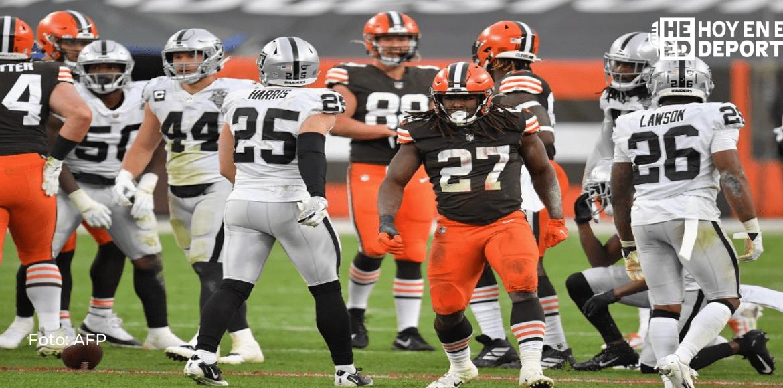 NFL pospone choque del Día de Acción de Gracia debido al brote de covid-19