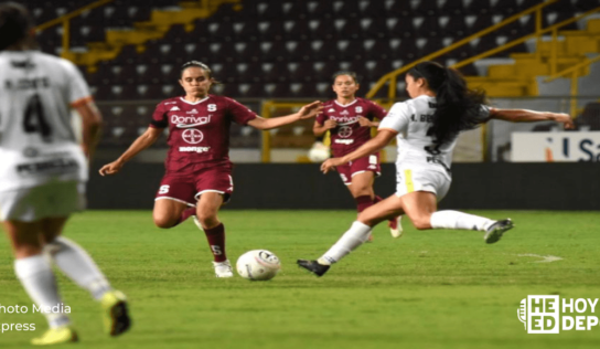 Herediano campeón de la Liga Femenina Promerica, empató con Saprissa 1-1