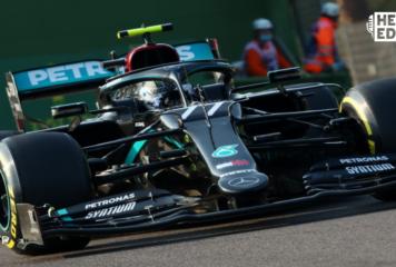 Bottas (Mercedes) logra su primera pole de la temporada en GP de Portugal