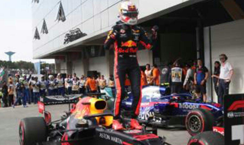 Verstappen fue el más rápido en segunda sesión libre del GP de Estiria