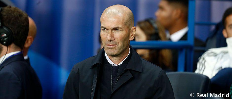 Zidane evita hablar sobre un eventual fichaje de David Alaba