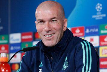 """""""Sabemos que vamos a sufrir"""" en Milán, dice Zidane"""