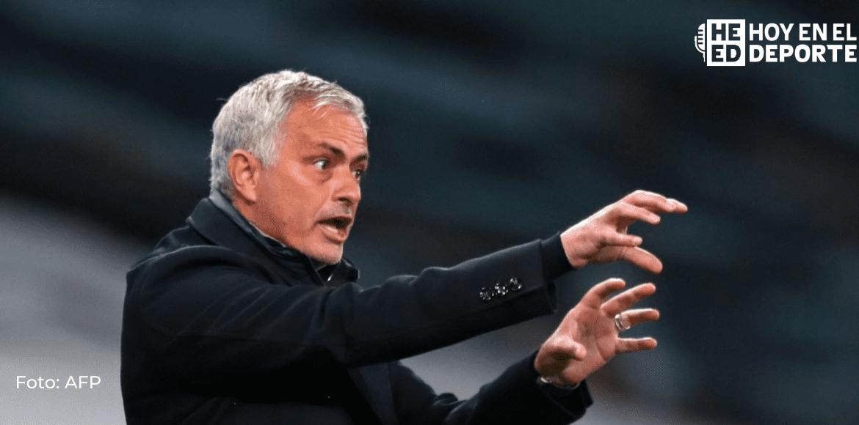 José Mourinho es nuevo entrenador de la Roma