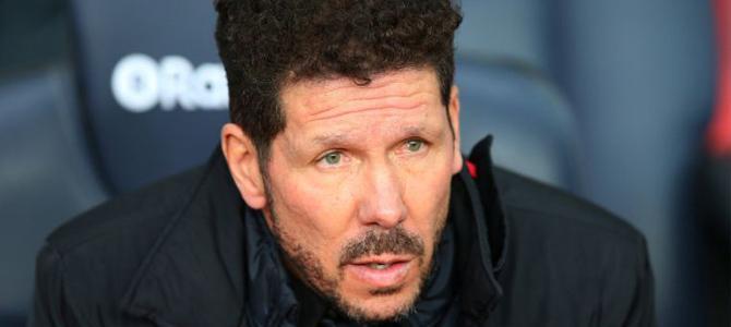 El Atlético tropieza con el Levante, empate 1-1