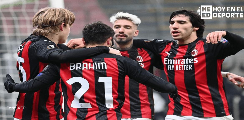 El Milan avanza a cuartos de la Copa de Italia batiendo al Torino en penales