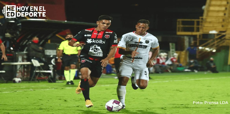 Alonso Martínez revela el secreto detrás de su gol más importante
