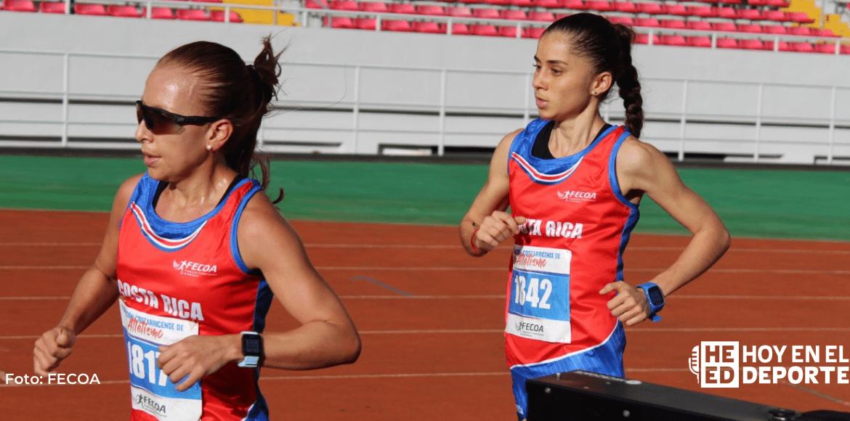 Centroamericano Mayor de Atletismo arrancó a todo pulmón