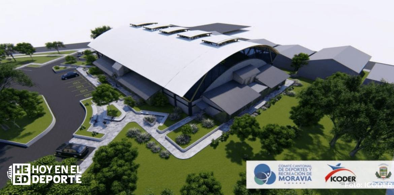 En el año del bicentenario, Moravia contará con un centro acuático y otro de entrenamientos para selecciones nacionales
