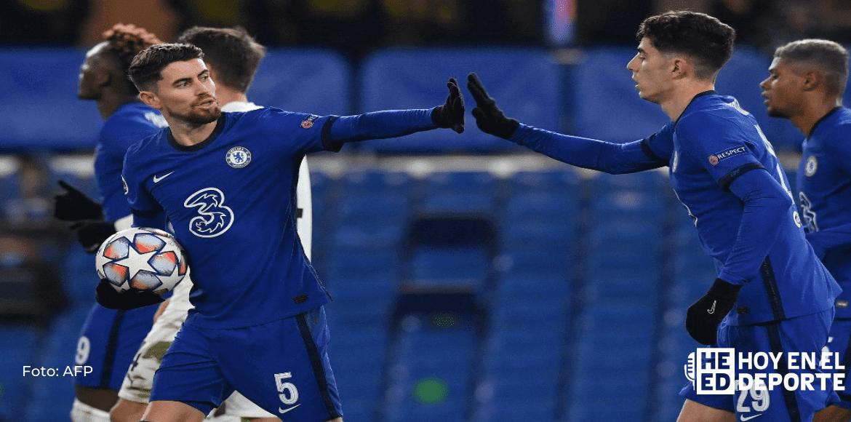 El Chelsea vuelve a zona Champions y complica al Liverpool