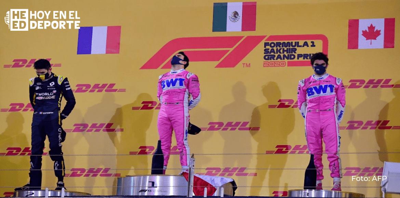 Mexicano Sergio Pérez conquista Baréin y logra su primera victoria en la Fórmula 1