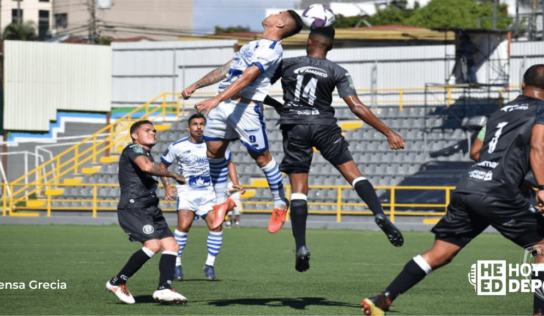 Jicaral y Sporting multados por celebrar goles con abrazos