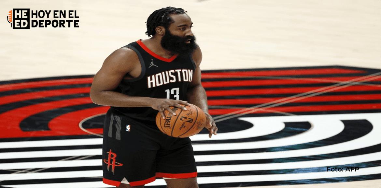 Estrella de Houston James Harden traspasado a los Brooklyn Nets