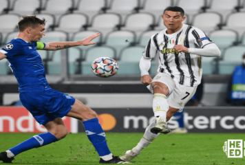 La Juventus se impone 3-0 al Dynamo de Kiev