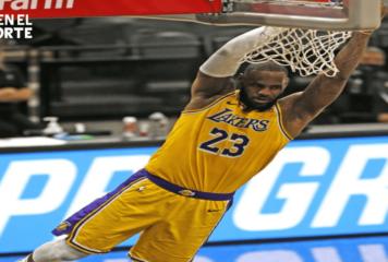 Los Lakers se pasean ante los Warriors y Giannis machaca a Clippers