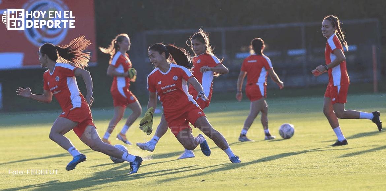 Selección Femenina iniciará el 2021 con dos microciclos en enero