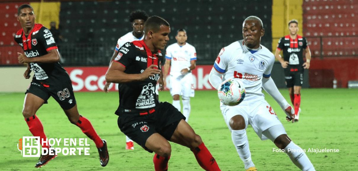 Por penales, Alajuelense elimina al Olimpia 5-4 y ya está en la final de la Liga Concacaf